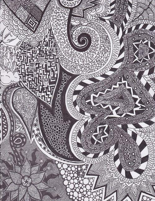 zentangle tumblr art work pinterest zentangles zen tangles