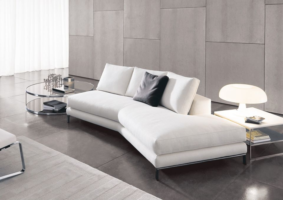 Minotti hamilton islands sofa designed by rodolfo dordoni for I furniture hamilton