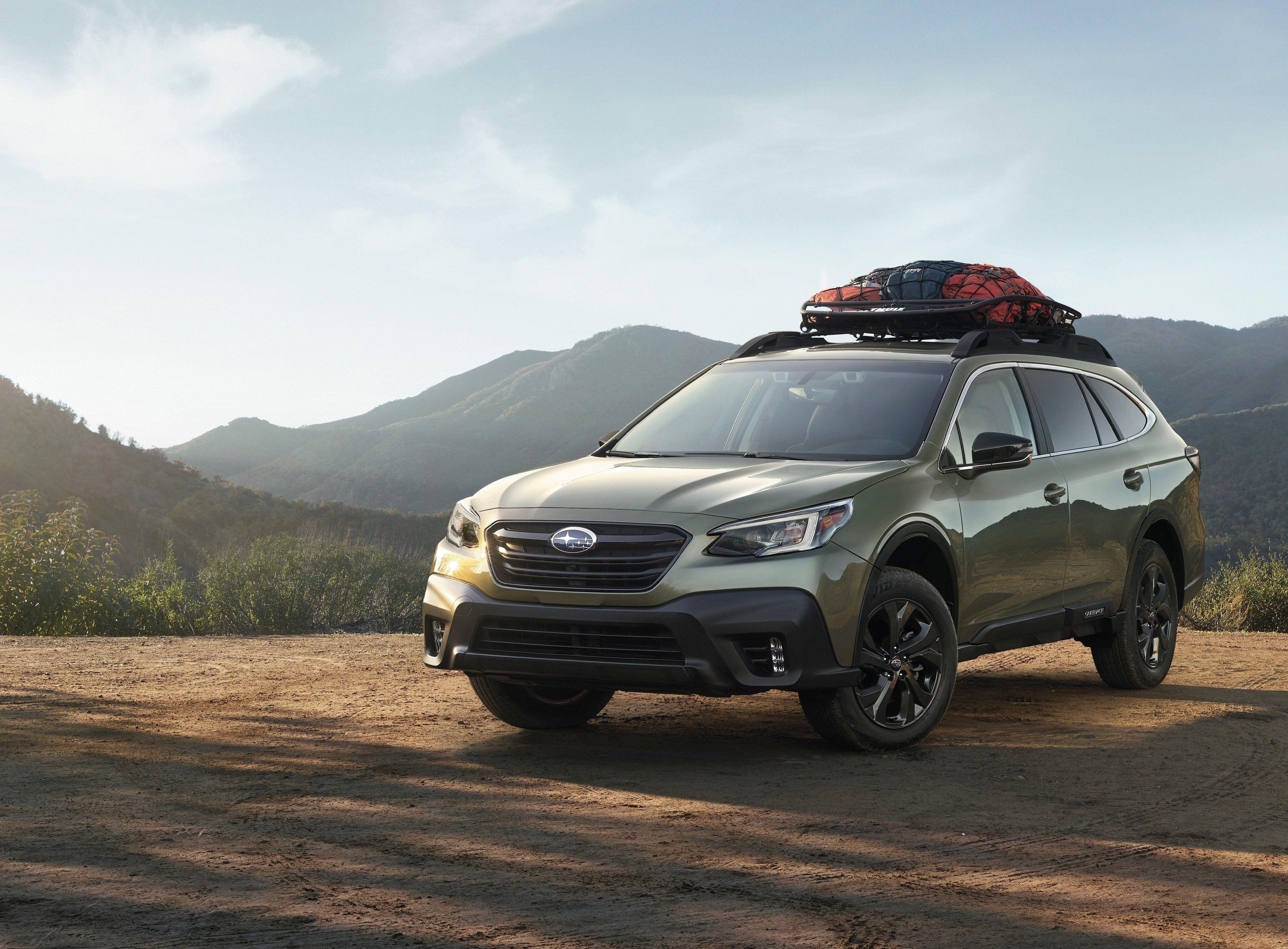 2020 Subaru Outback Zero Percent Financing Release date