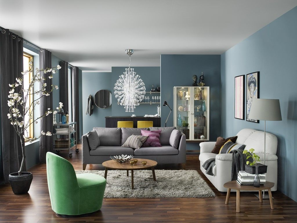 Avance del catálogo IKEA 17  Idee deco salon cosy, Idee deco
