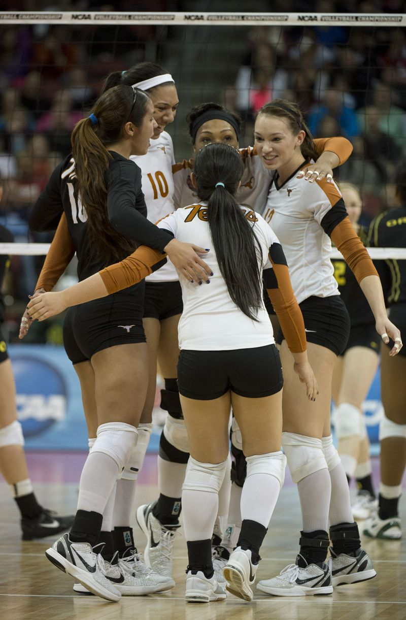 The Official Website Of The University Of Texas Athletics Female Volleyball Players Women Volleyball Sport Woman Fitness