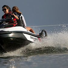 Sea-Doo  Sea-Doo WAKE PRO PWC 215 in action! http://bit.ly/HhD0BF