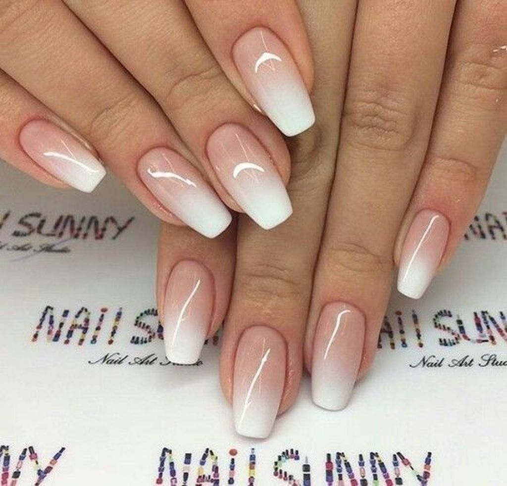 25 Precise Nails Art Design For Plus Size Women Paznokcie Zelowe