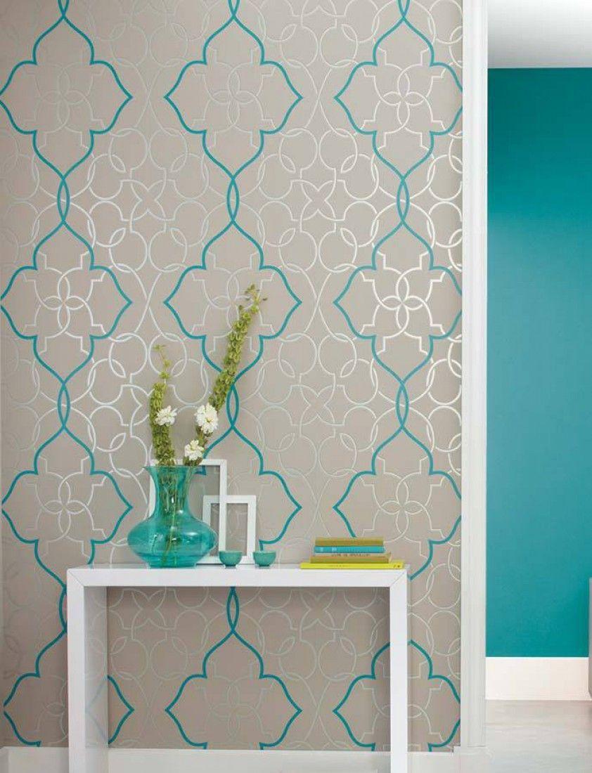 Papel de parede vin lico dario achados decora o pinterest pap is de parede paredes e - Vinilico para paredes ...