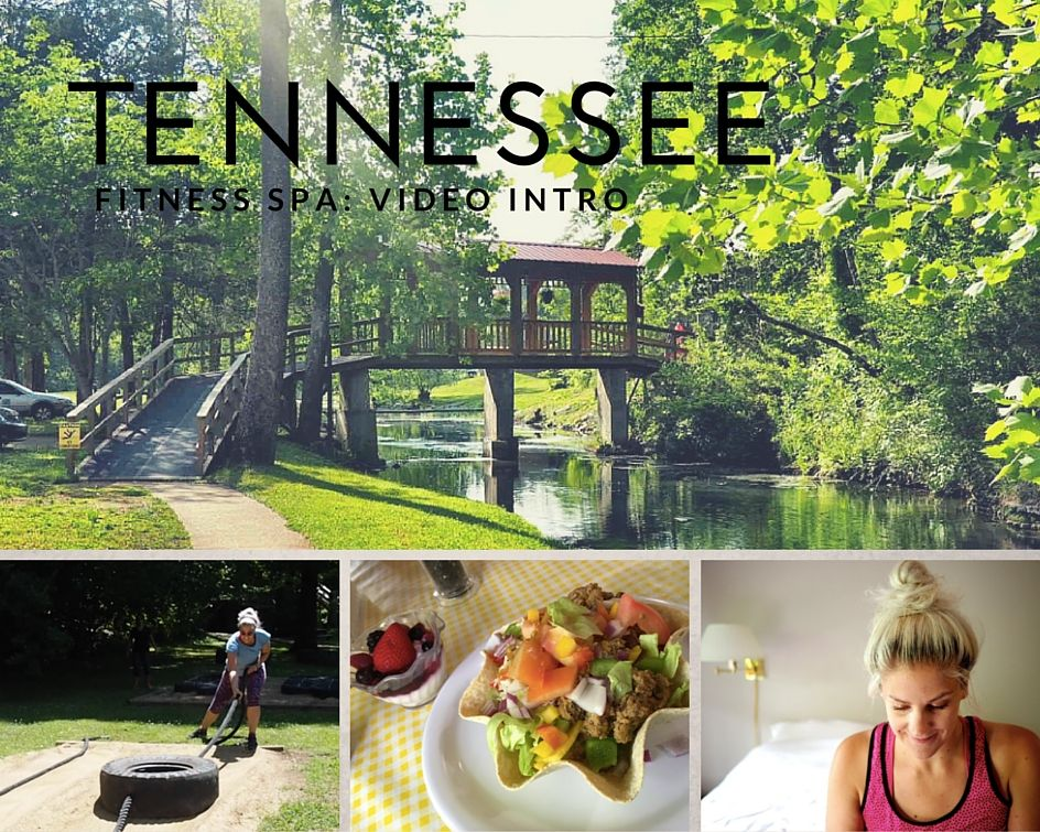 I spent last week at theTennessee Fitness Spa, in Waynesboro, Tennessee. Loved it. I had such a good week trying out the exercise schedule, from step aerobics, to tabata spinning to my new favourite, racquetball. The food was pretty decent too and by the end of the week I was so pleased with how much I'd lost, and how much I'd enjoyed myself.  Tennessee Fitness Spa review If you'd …