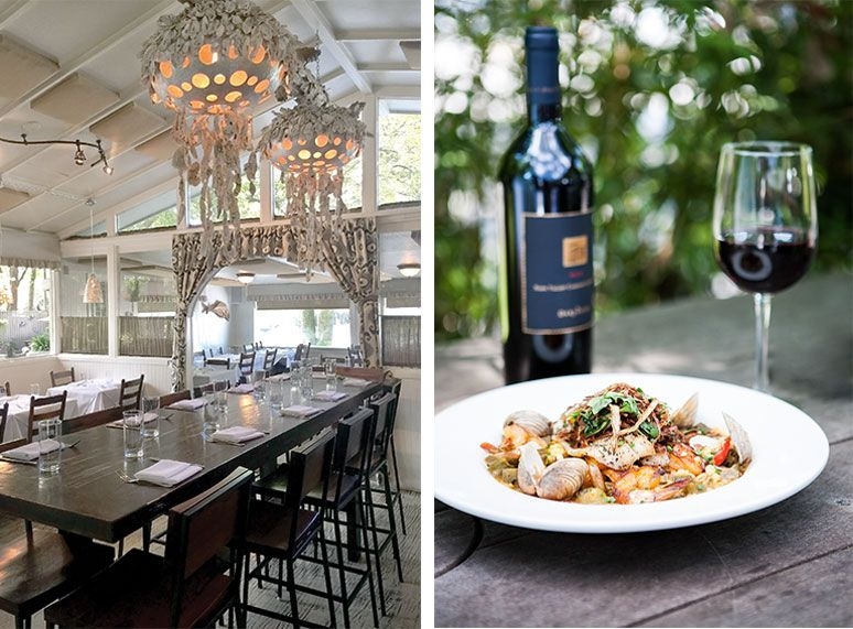 Chive blossom fine dining in pawleys island sc