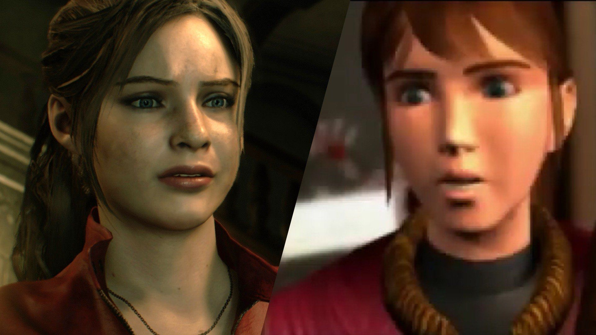 Resident Evil 2 Graphics Comparison 1998 Vs 2019 See What A
