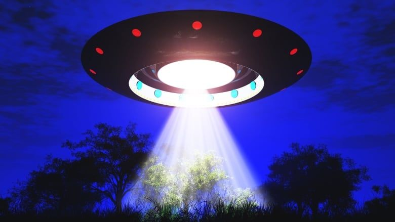 Photo of Sunglasses, belt stolen by aliens in Tecumseh, according to annual UFO report   CBC News