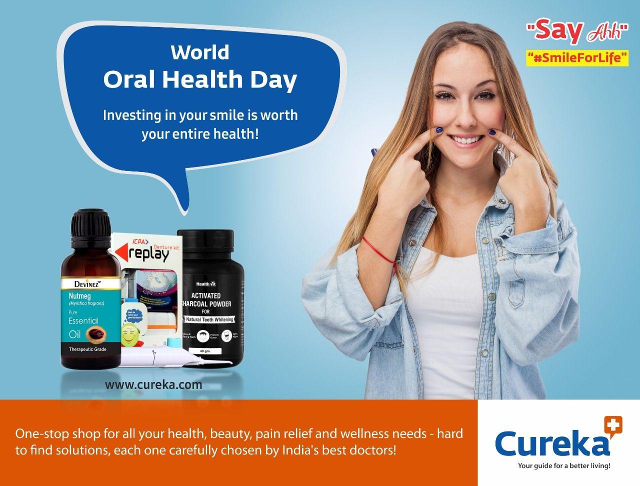 worldoralhealthday2020 in 2020 Health day, Oral health