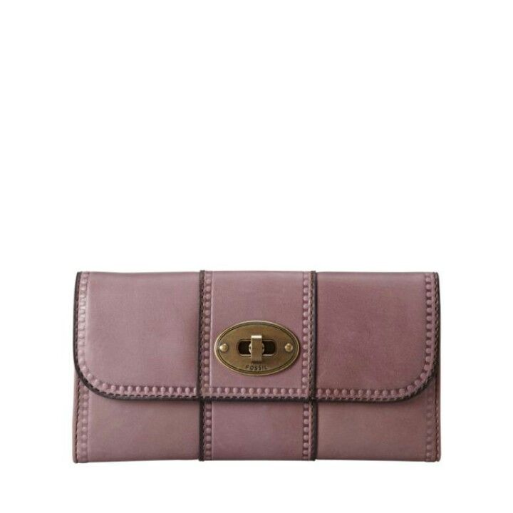 FOSSIL Brand Vintage Revival Flap Clutch