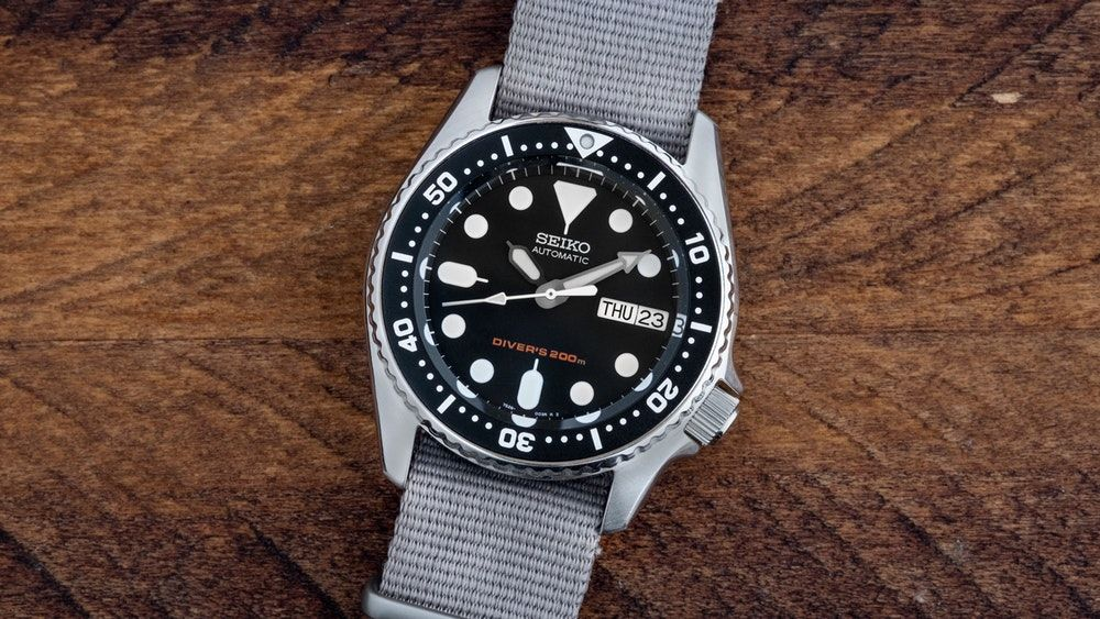 The Value Proposition The Seiko Skx013 Dive Watch Watches