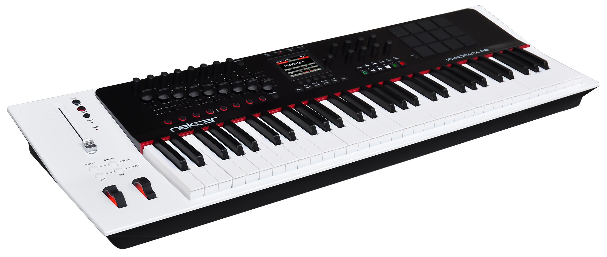 Nektar Panorama P6 Advanced 61-Key USB MIDI Controller