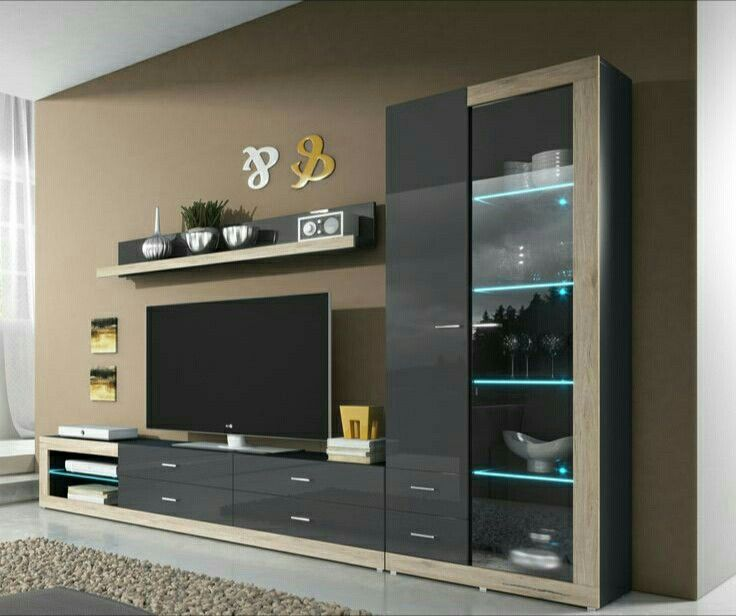 Pin By Janniehy8688 On Living Room Tv Wall Cabinets Modern Tv Wall Units Wall Cabinets Living Room
