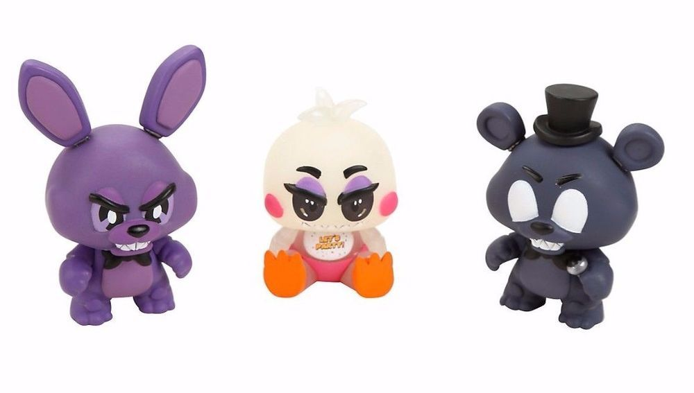 Funko five nights at freddys mystery minis blind box