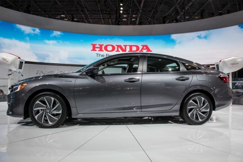 2019 Honda Lx New Interior Car Review 2019
