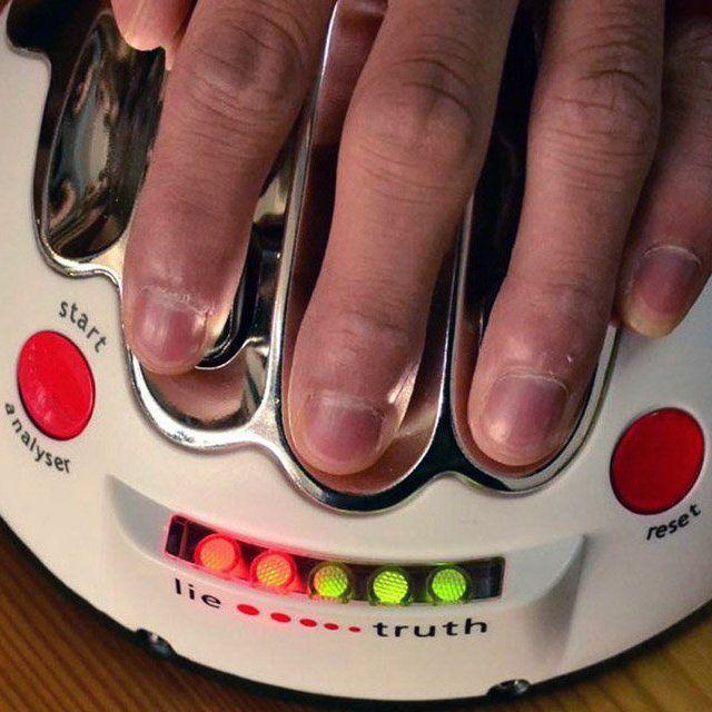 Buy Lie Detector Machine India