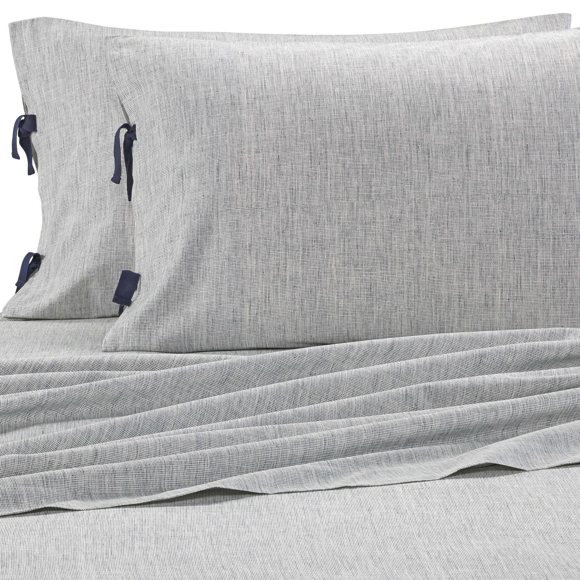 ED Ellen DeGeneres Bleu Sheet Set in Grey