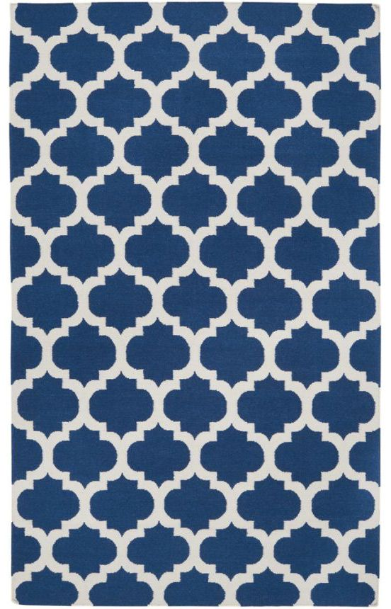 Surya Frontier Ft84 Royal Blue Rug Available At Rugs Usa Blue