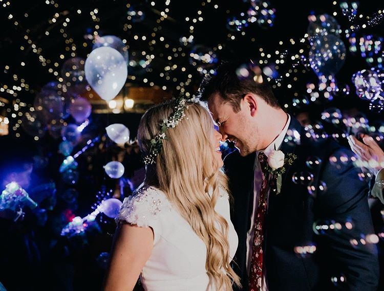 Bubble Wedding Send Off Wedding Send Off Wedding Day Inspiration Wedding Bubbles