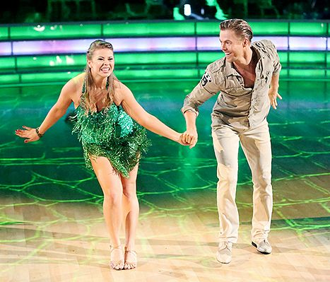 DWTS Recap: Bindi Irwin Stays on Top, While the First Pair Goes Home - Us Weekly