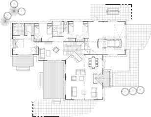 Woodland - House Plans New Zealand | House Designs NZ | floor plan3 ...