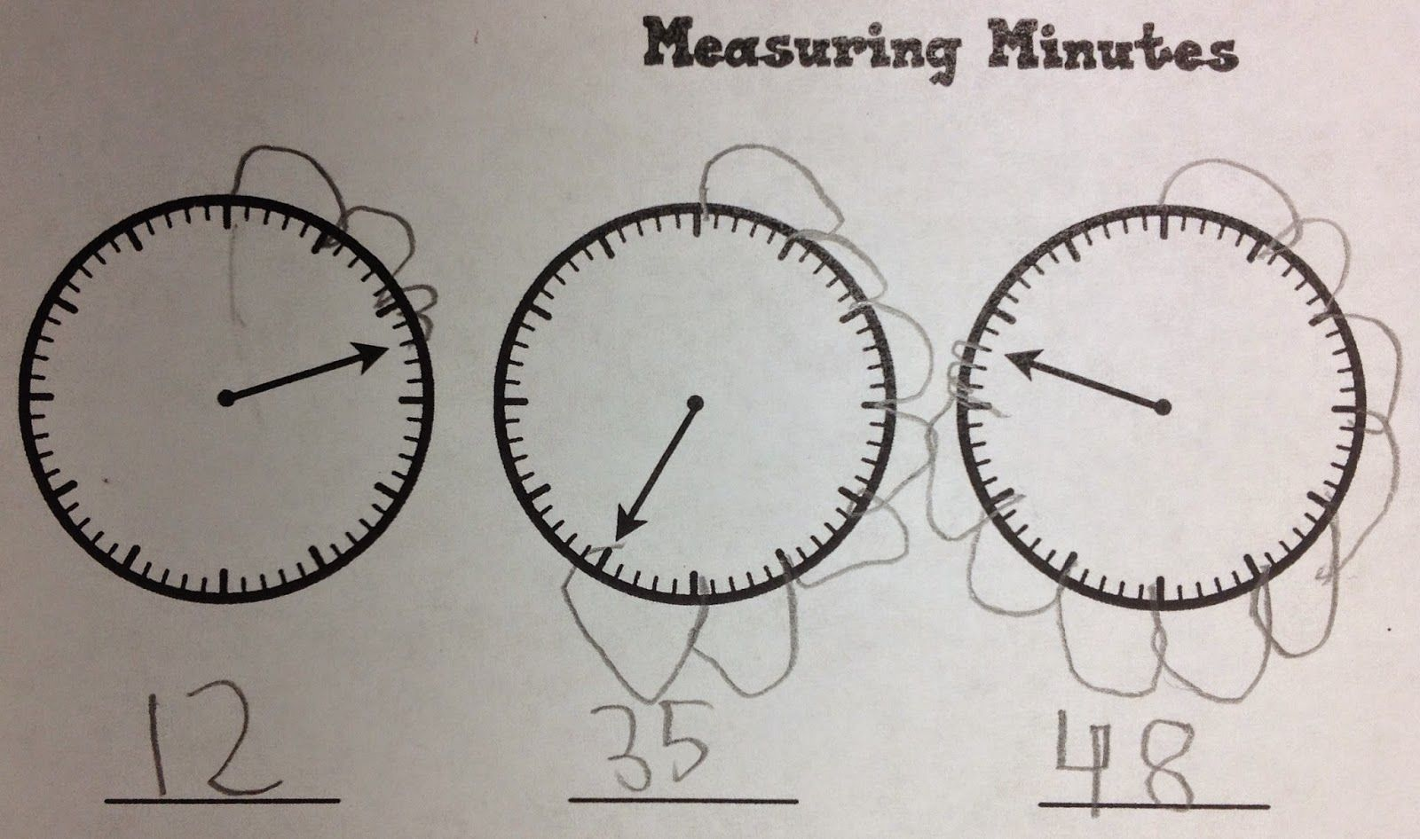 Number Line A K A Measuring Tool