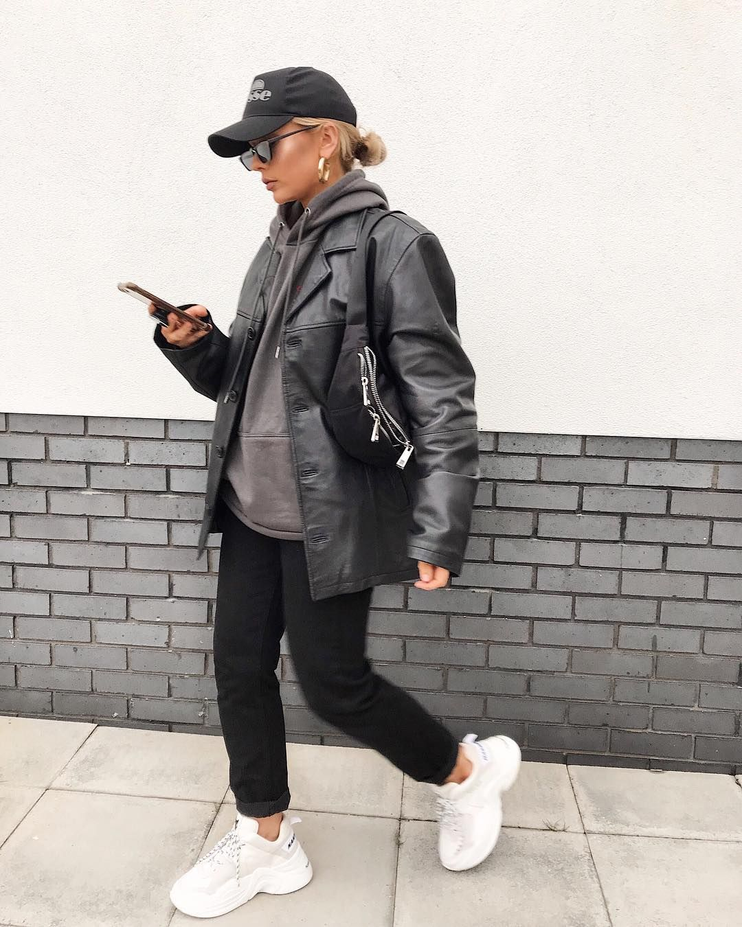 Amy Shaw On Instagram Incognito Mode Jacket Is Vintage 90s From My Local Charity Shop Dressing To Ma In 2020 Mens Jacket Black Street Style Outfit Dad Fashion