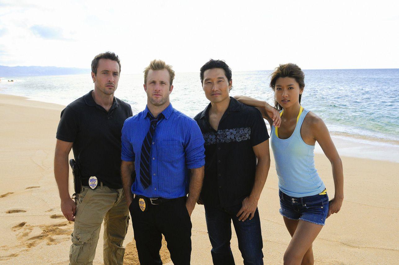 Image Detail For Primeira Temporada De Hawaii Five O Sci Fi