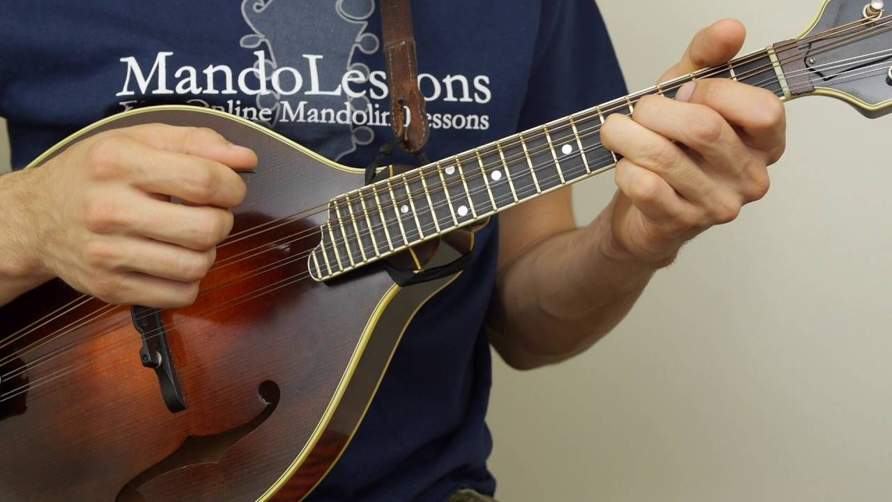 How To Play Triplets (Part 1) Mandolin Lesson Mandolin