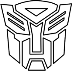 Free Autobot Symbol By Amyamycyberfolf Deviantart Com On
