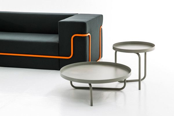 The Conduit Sofa and Armchair