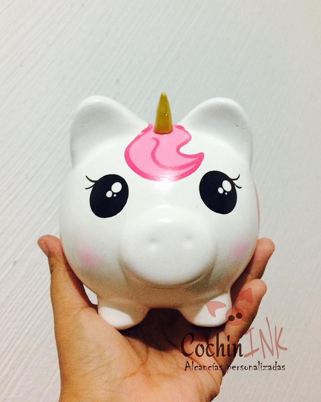 Piggy Bank Idea Pin By Maria Peña On Unicorns In 2018 Pinterest