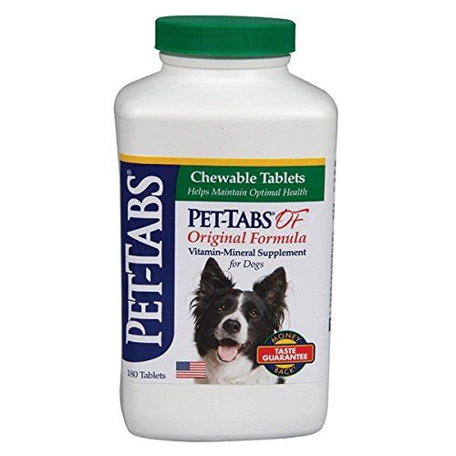 Virbac Pet Tabs 180 Tablets Want To Know More Click On The