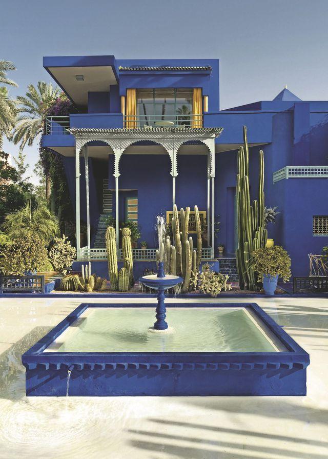 Musée yves saint laurent marrakech ouverture prochaine côté maison