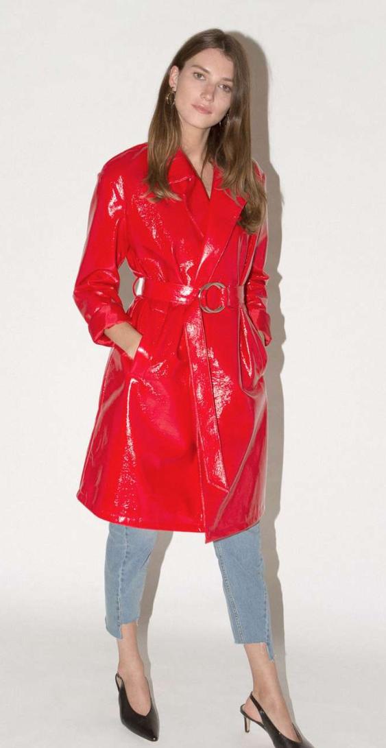 844948b6a Raincoats and more raincoats | rainy days | Red raincoat, Raincoat ...