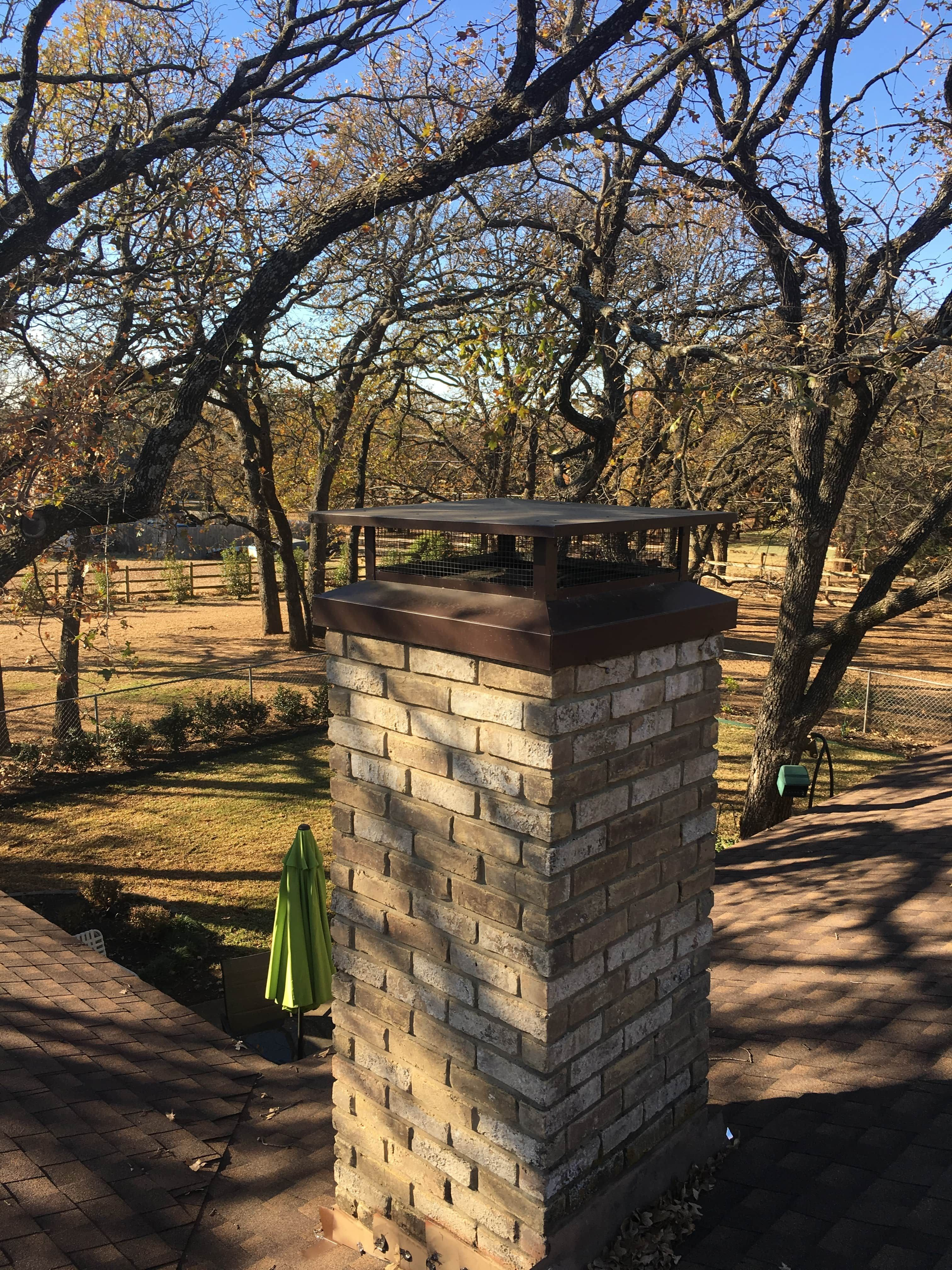 What S The Best Chimney Cap To Install In 2020 Chimney Cap Installation Master