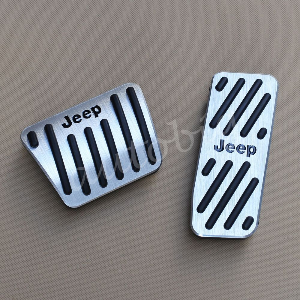 No Drill Brake Gas Pedal For Jeep Cherokee Kl 2014 2017