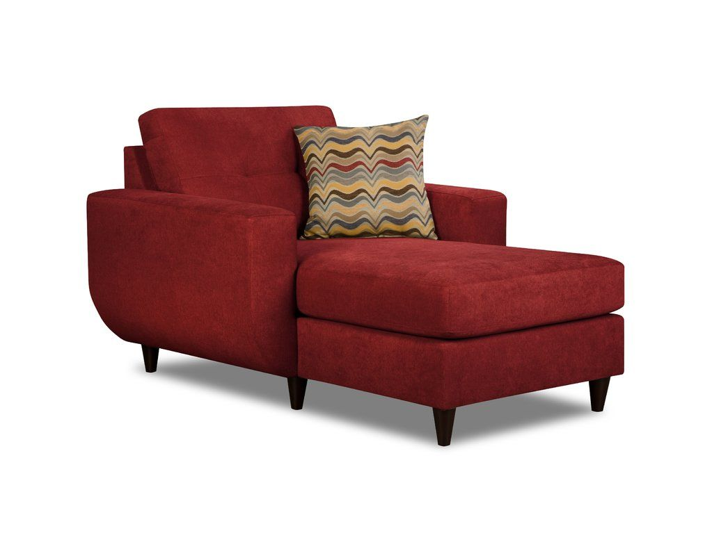 Best Gudino Chaise Lounge By Simmons Upholstery Sofas For 400 x 300