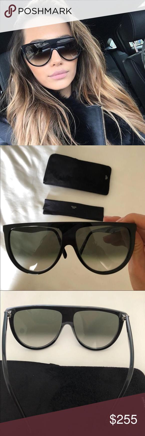b26c9c9947 Spotted while shopping on Poshmark  Celine Thin Shadow sunglasses!   poshmark  fashion