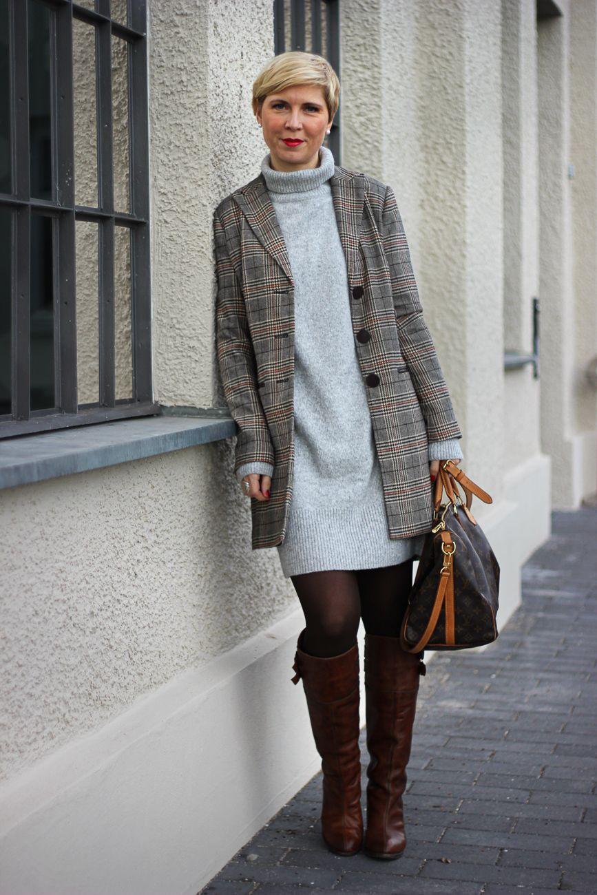 18+ Grau und braun kombinieren kleidung ideen