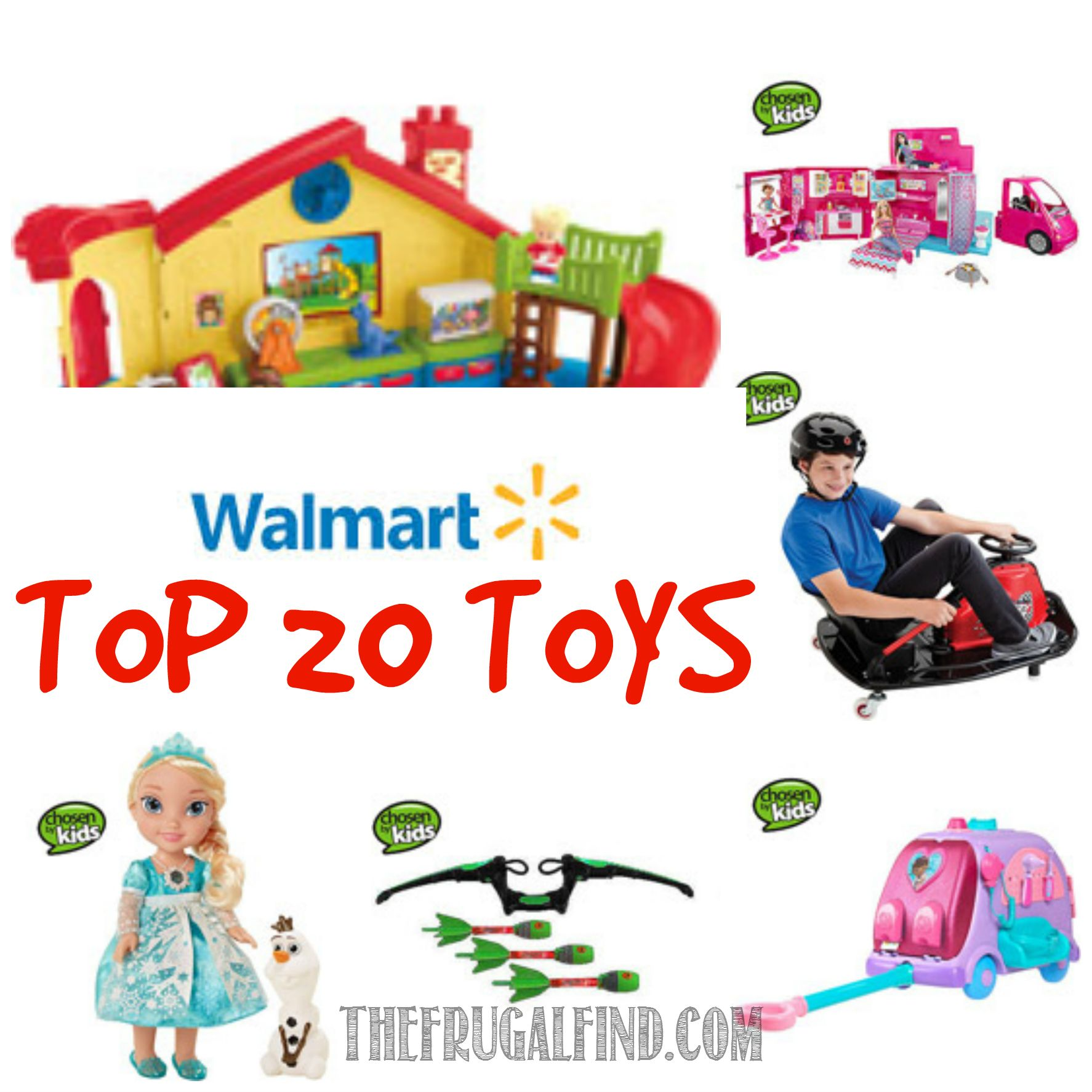 top 20 toys at walmart - Walmart Toys For Christmas