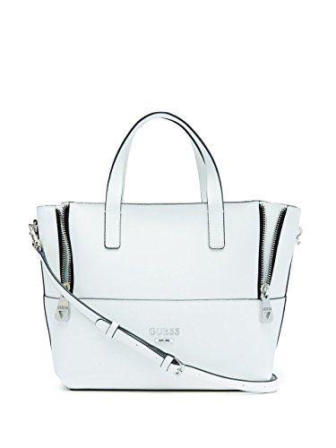 GUESS Women s Doheny Satchel Handbag d16b16940f050