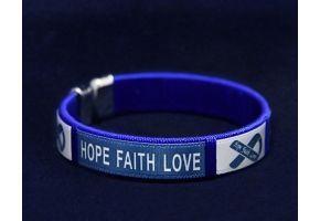 Bangle Dark Blue Ribbon Bracelets Wholesale Open Bangle Bracelet Fabric Bangles Blue Ribbon