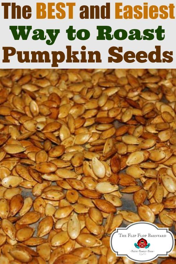 How To Roast Pumpkin Seeds #pumpkinseedsrecipebaked