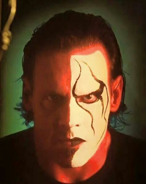Sting Face Paint : sting, paint, Without, Paint, Sting., Hardy, Boyz,, Wrestling, Superstars,