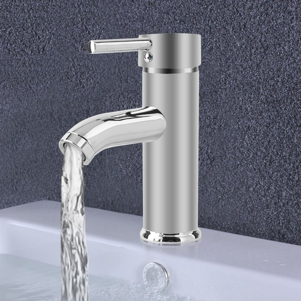 7 Inch Bathroom Sink Faucet Deck Mount Basin Mixer Tap Single Handle Tap As Is Item Robinet Design Deck Robinet