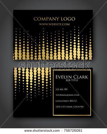 gold, card, business, black, background, luxury, design, vector - fresh invitation banner vector