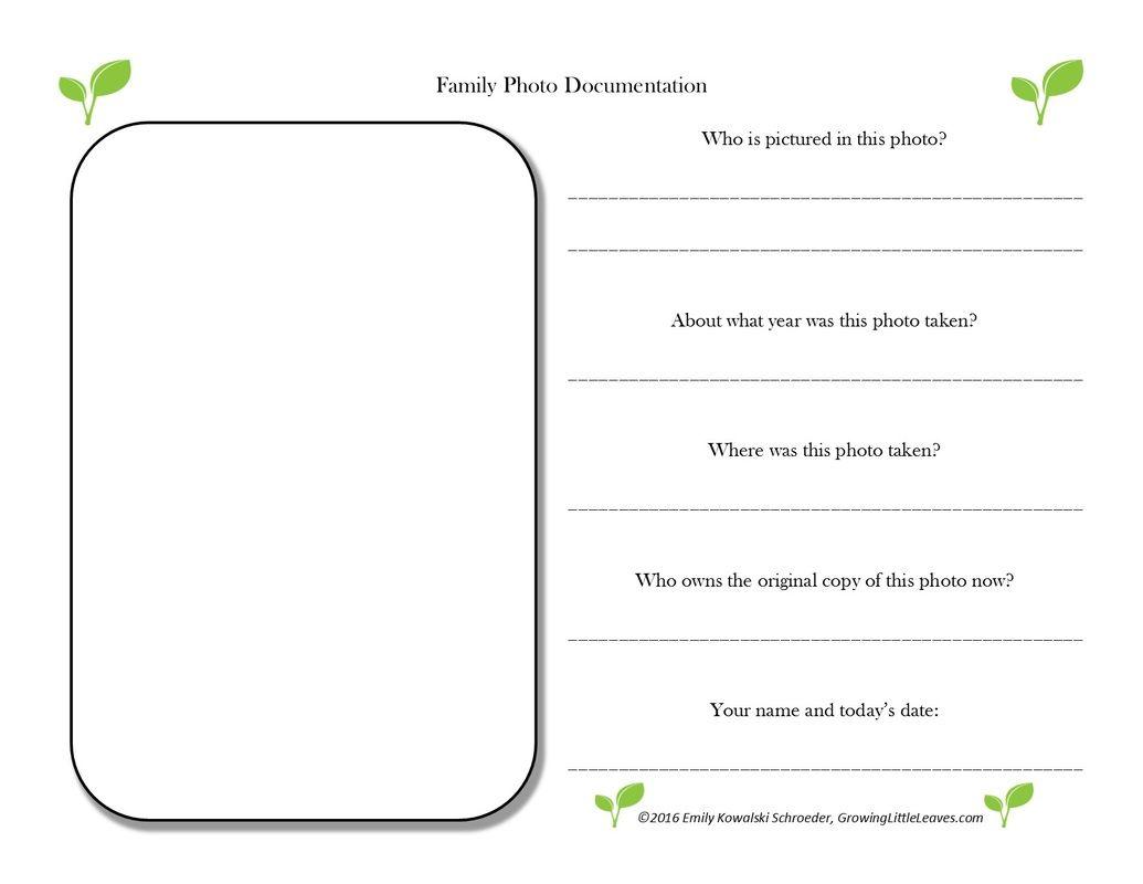 Family Photo Documentation And Hashtag A Family Photo