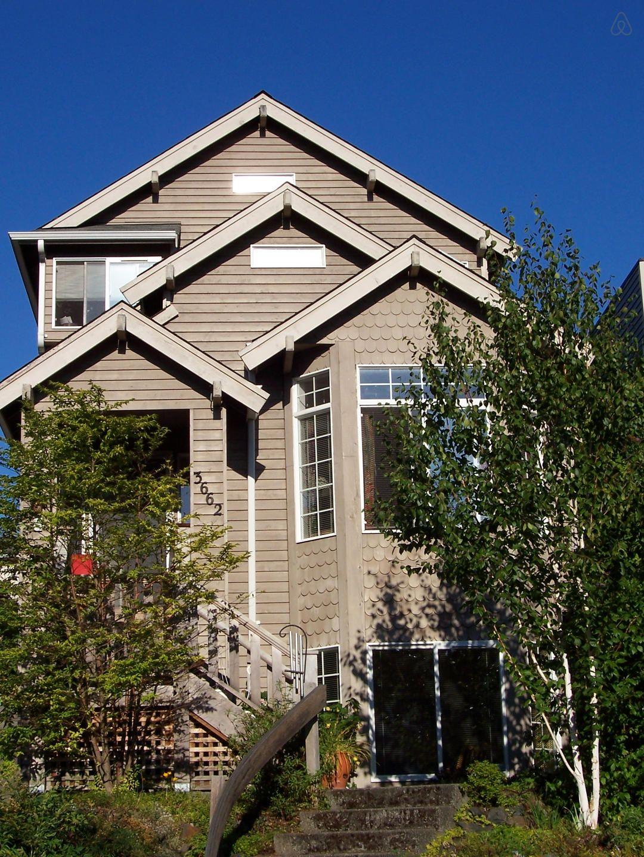 Wallingford Guest Suite Seattle In Seattle Vacation Home Guest Suite Wallingford