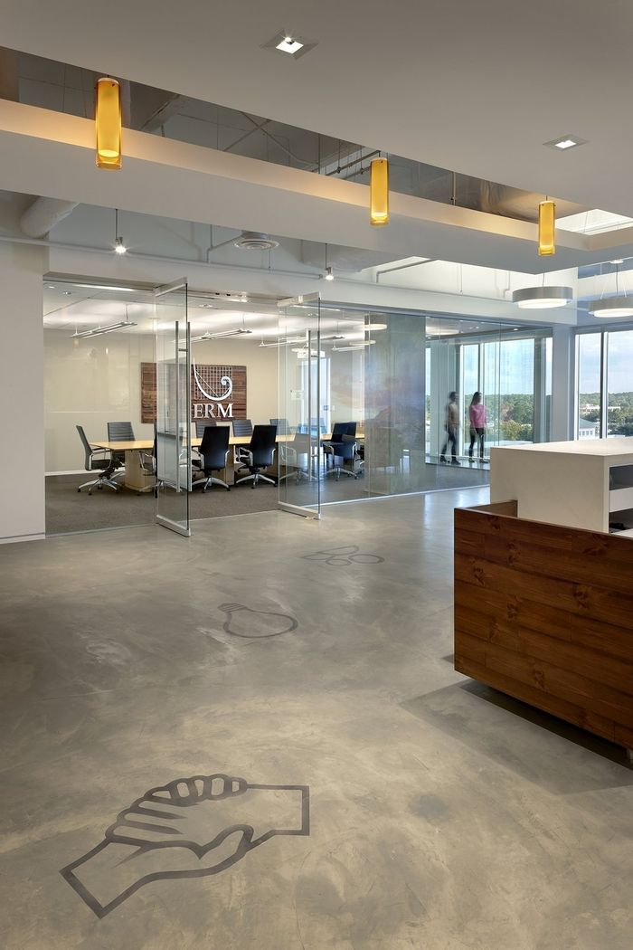 Office Tour Environmental Resources Management Offices Houston